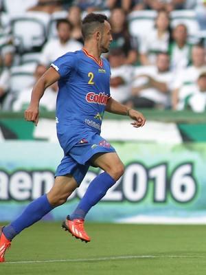 Diego Tavares Paraná Clube Toledo (Foto: Giuliano Gomes/PR PRESS)