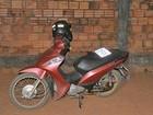 Moto roubada em julho é encontrada em residência de Ji-Paraná, RO