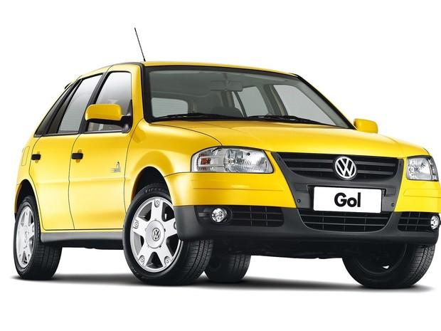 Volkswagen Gol Copa 2006 (Foto: Divulgação)