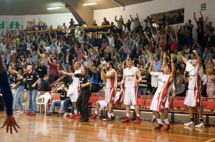 Paulistano basquete (Foto: Divulgação/Paulistano)