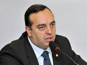 O deputado Francisco Francischini (Foto: Agência Câmara)