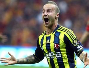 miroslav Stoch fenerbahçe gol galatasaray (Foto: Divulgação / Site oficial do Fenerbahçe)