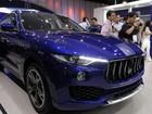 Maserati faz recall do SUV Levante, recém-lançado no Brasil