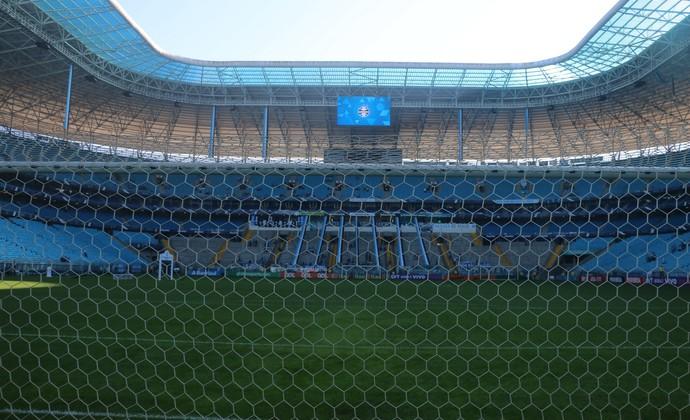 Arena Grêmio x Corinthians (Foto: Eduardo Moura/GloboEsporte.com)