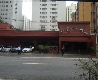 Churrascaria reunião Ganso São Paulo (Foto: Marcelo Hazan)