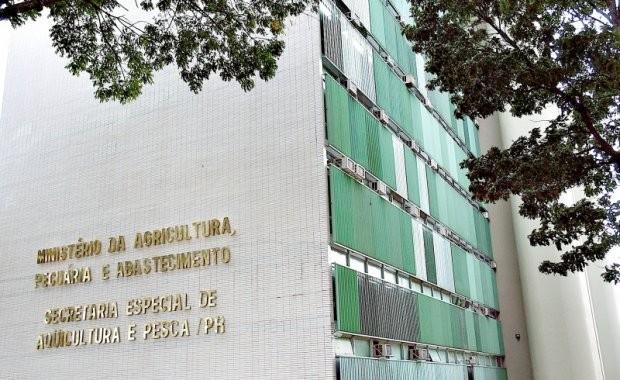 Ministério da Agricultura, Pecuária e Abastecimento (Foto: Fabio Rodrigues Pozzebom/Agência Brasil)