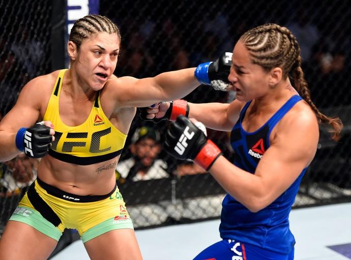 Bethe Correia, Jessica Eye, UFC 203, MMA (Foto: Getty Images)