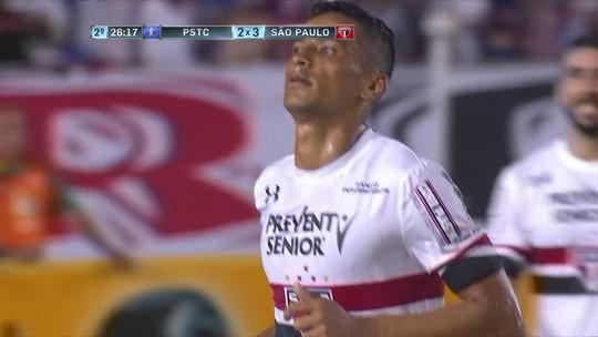 Com Thiago Mendes e Petros, Cícero pode perder espaço no São Paulo