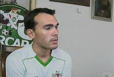 Geraldo Neto, Salgueiro (Foto: Reprodução/Tv Grande Rio)