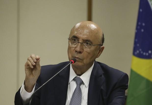 O ministro da Fazenda, Henrique Meirelles (Foto: Valter Campanato/ Agência Brasil)