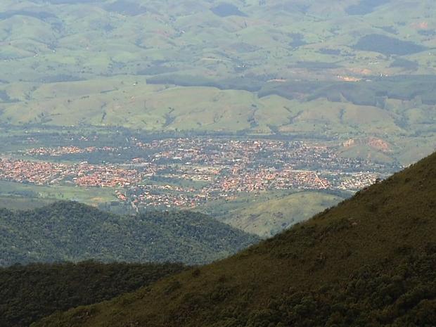 Vista do Vale das Araucárias (Foto: Reprodução/TV Rio Sul)