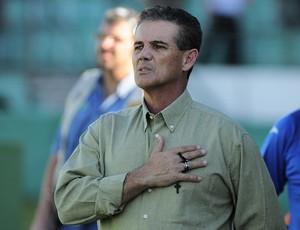 Paulo Roberto Santos Técnico Treinador Guarani Bugre (Foto: Rodrigo Villalba/ Memory Press)