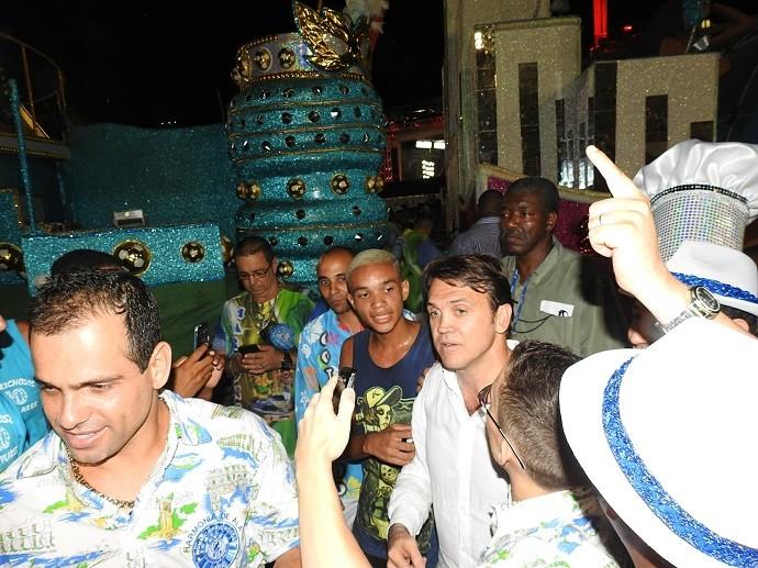 BLOG: Escola que homenageou Pet é rebaixada no grupo de acesso do Carnaval do Rio