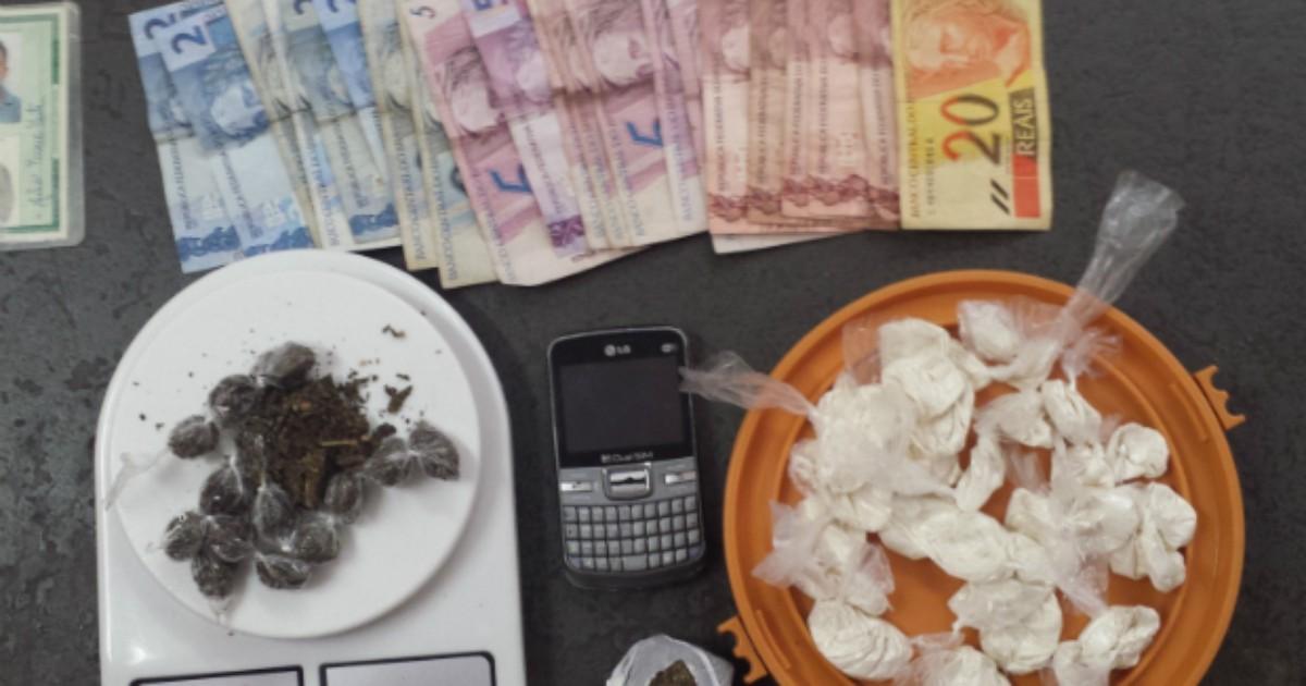 Rapaz de 24 anos é preso com drogas em Cerqueira César - Globo.com
