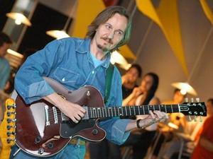 Benoit_guitarra (Foto: Divulgação)