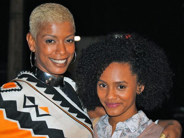 """Relação de mãe e filha já causou ciúmes na mãe """"verdadeira"""" de Jéssica (Foto: Malhação / TV Globo)"""