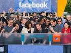 Ações do Facebook estreiam na bolsa e sobem 12% na abertura