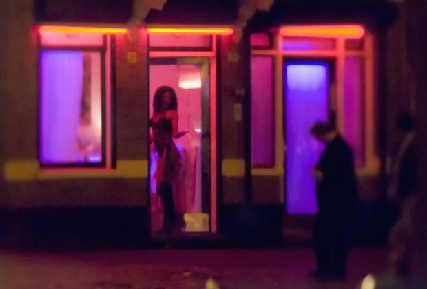 tráfico humano e prostituição (Foto: Getty Images)