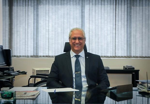 Presidente da CNPq, o professor Mario Neto  (Foto: Divulgação CNPq)