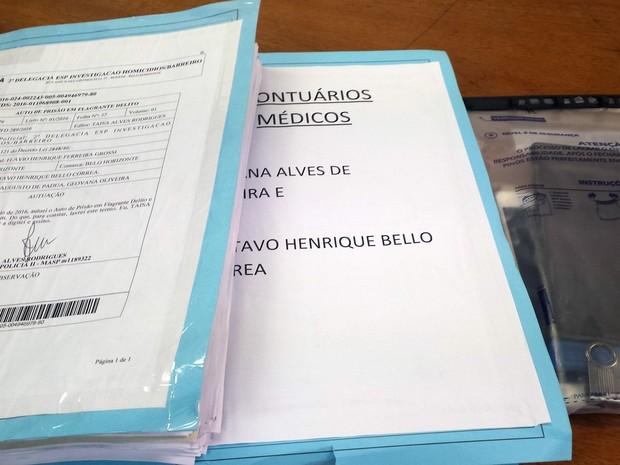Polícia Civil conclui inquérito sobre atentado contra Ana Hickmann e pede arquivamento de processo por legítima defesa (Foto: Raquel Freitas/G1)