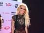 Britney Spears usa look transparente e supersexy no Billboard Music Awards
