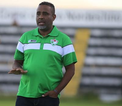 Fernando Alcântara, técnico do Salgueiro (Foto: Ailton Cruz/ Gazeta de Alagoas)
