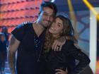 Lucas Lucco reencontra bailarina Ana Paula Guedes e dupla mata saudade