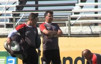 De técnico novo, Braga tem 1º duelo direto contra rebaixamento na Série B