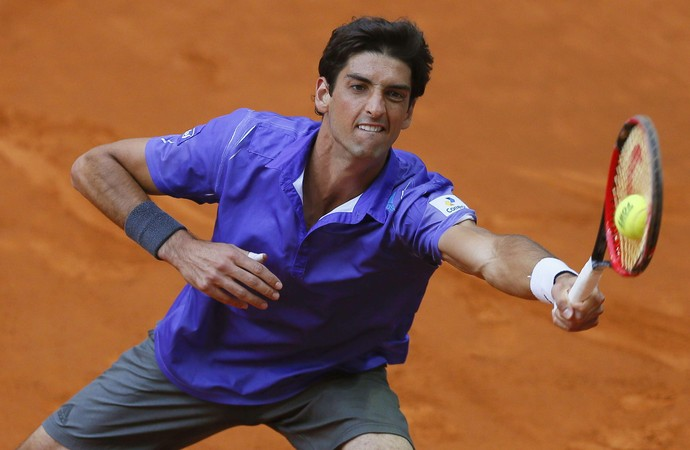 Thomaz Bellucci, Masters 100 Madrid, tenis (Foto: EFE)