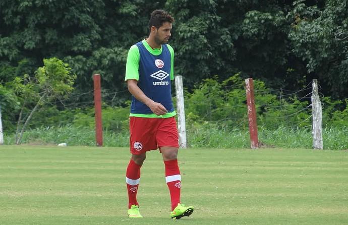 Helder Ribeiro Náutico (Foto: Daniel Gomes)