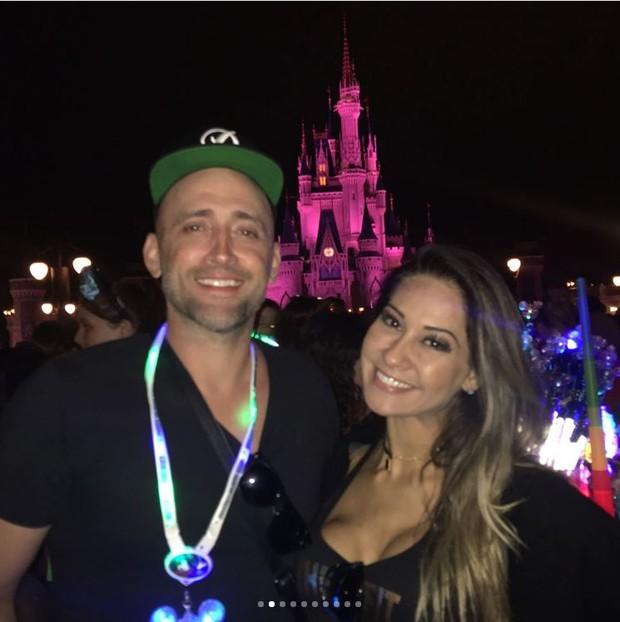Mayra Cardi e Paulo Gustavo (Foto: Instagram / Reprodução)