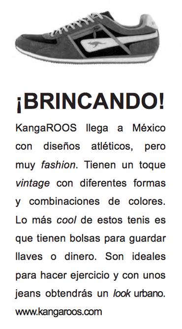 Revista Glamour Latinoamérica. México, mar. 2010. (Foto: Reprodução/Enem)