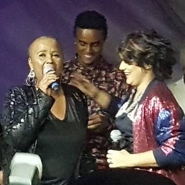 Sandra de Sá e Simone Malafaia (Foto: Reprodução/Instagram)