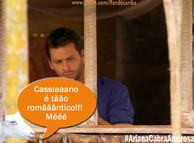 Cassiano (Foto: Flor do Caribe/TV Globo)