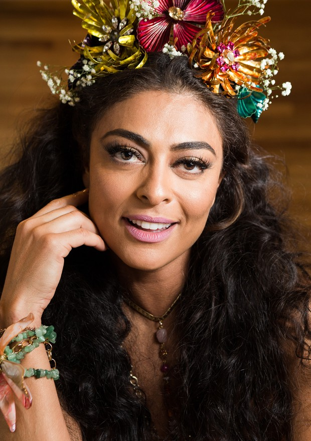 Juliana Paes (Foto: Flavio Teperman)