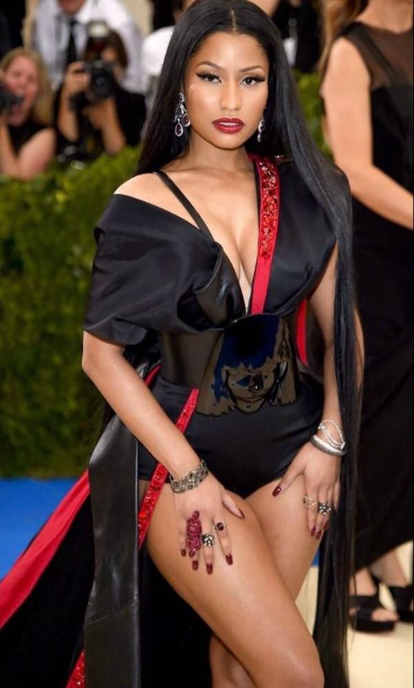 Nicki Minaj se oferece para pagar dívidas universitárias de fãs (Foto: Reprodução / Instagram)