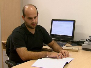 Consultor acredita que projeto tem importância mundial (Foto: Felipe Lazzarotto/ EPTV)