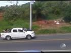 Polícia ainda busca por quadrilha que causou pânico em Conde; veja a fuga