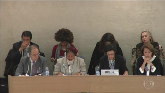 Brasil é cobrado na ONU por situação dos direitos humanos no país