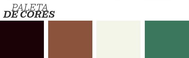 Décor do dia: teto colorido na sala de jantar (Foto: reprodução)