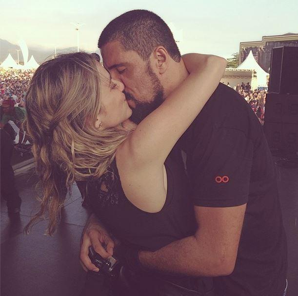 Galeria Dia dos Namorados - Natallia Rodrigues e Tchello (Foto: Instagram / Reprodução)