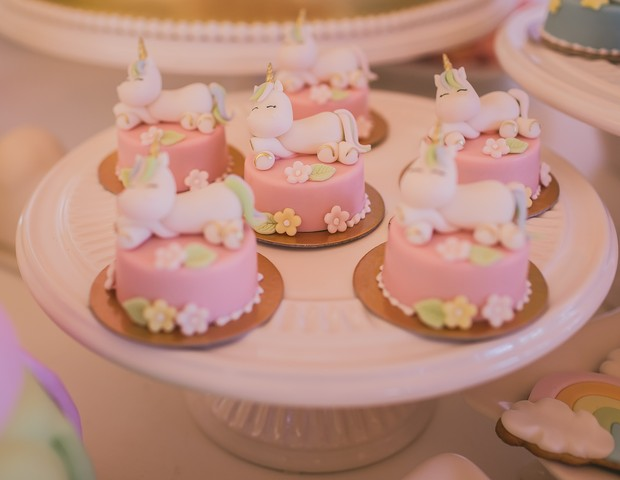 Pães de mel de unicórnio (Foto: Vivian Gradela)