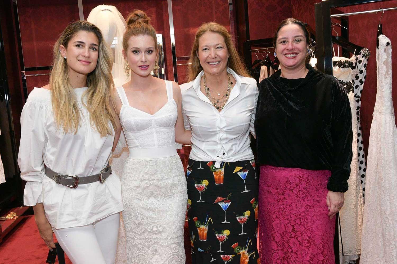 80f33060f83d3 Dolce   Gabbana arma evento em São Paulo para apresentar sua Wedding ...