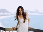 Bruna Marquezine veste modelitos sofisticados em ensaio para o EGO