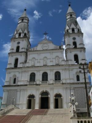 Igreja das Dores, em Porto Alegre, é um dos cartões-postais da cidade (Foto: Rafaella Fraga/G1)