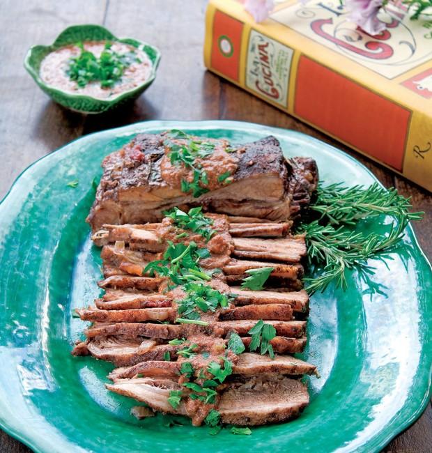 Carne assada na panela à Toscana (Foto: StockFood /Great Stock!)