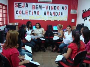 Curso de empreendedorismo é focado nas ações femininas (Foto: Instituto Coca-Cola/Divulgação)