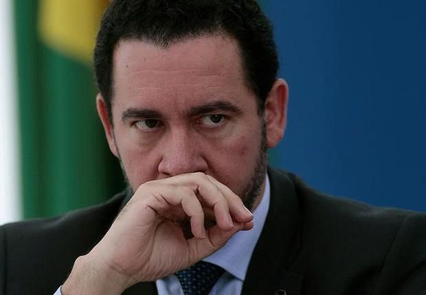 O ministro do Planejamento, Dyogo de Oliveira 02/06/2016 REUTERS/Ueslei Marcelino (Foto: Ueslei Marcelino/Reuters)