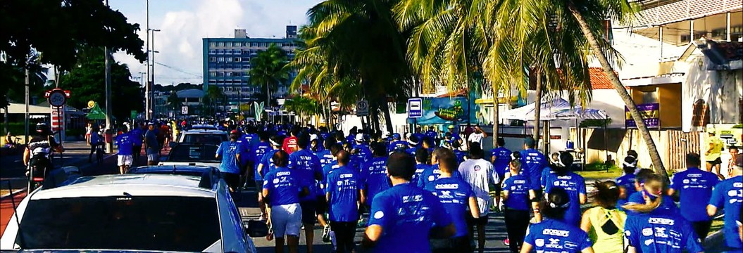 Corrida de rua promete agitar  o domingo na orla de João Pessoa