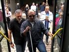 Em São Paulo, deficientes visuais recebem treinamento especial